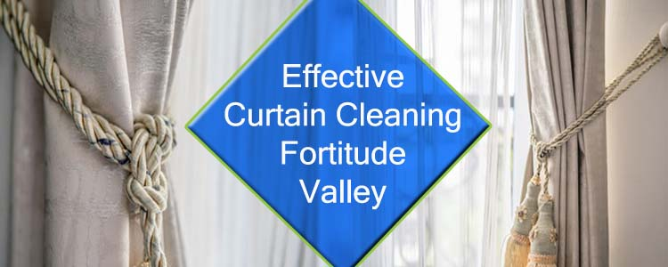 Effective Curtain Cleaning Fortitude Valley Services