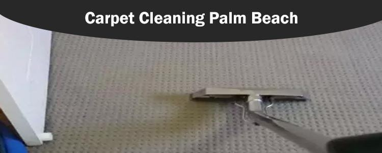 Carpet Cleaning Palm Beach
