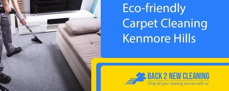 Eco-friendly Carpet Cleaning Kenmore Hills