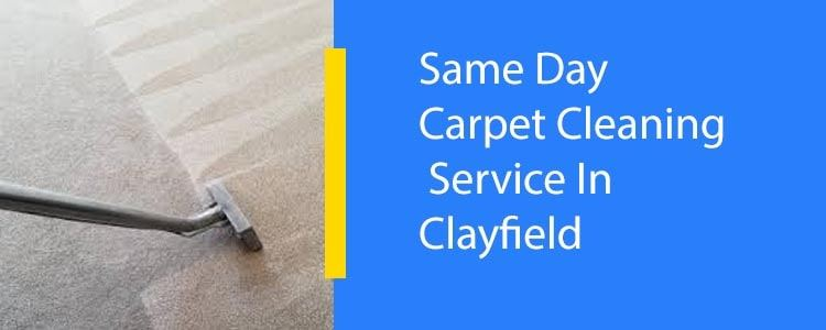Same Day Carpet Cleaning Service In Clayfield